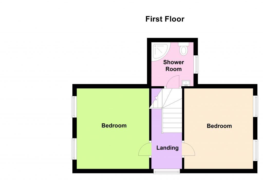 White Cottage, Saundersfoot - Floor 1